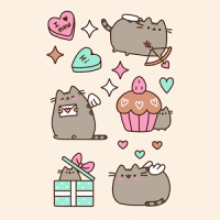 Pusheen Live Wallpaper
