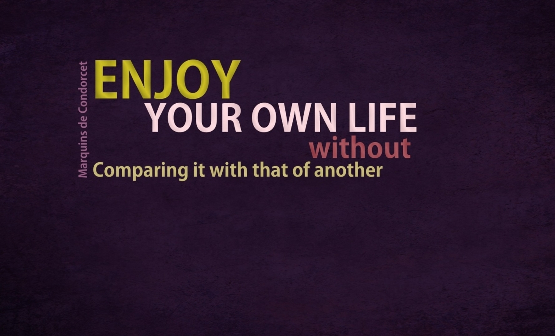 Quotes About Life Wallpaper