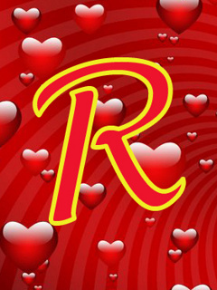 R Letter Wallpapers Mobile