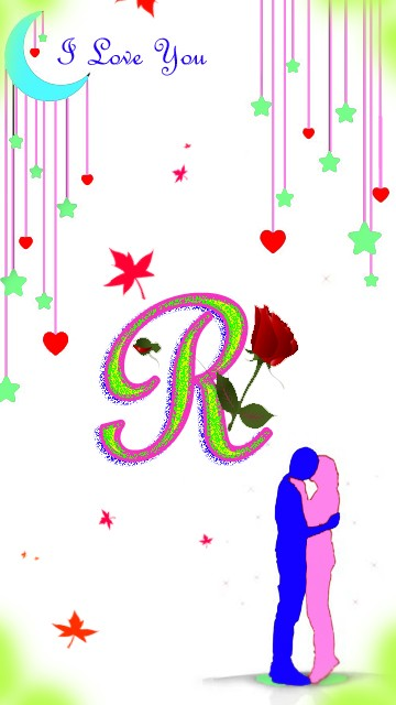 R Love K Wallpaper