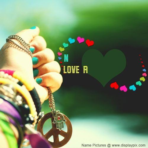 R Love N Wallpaper