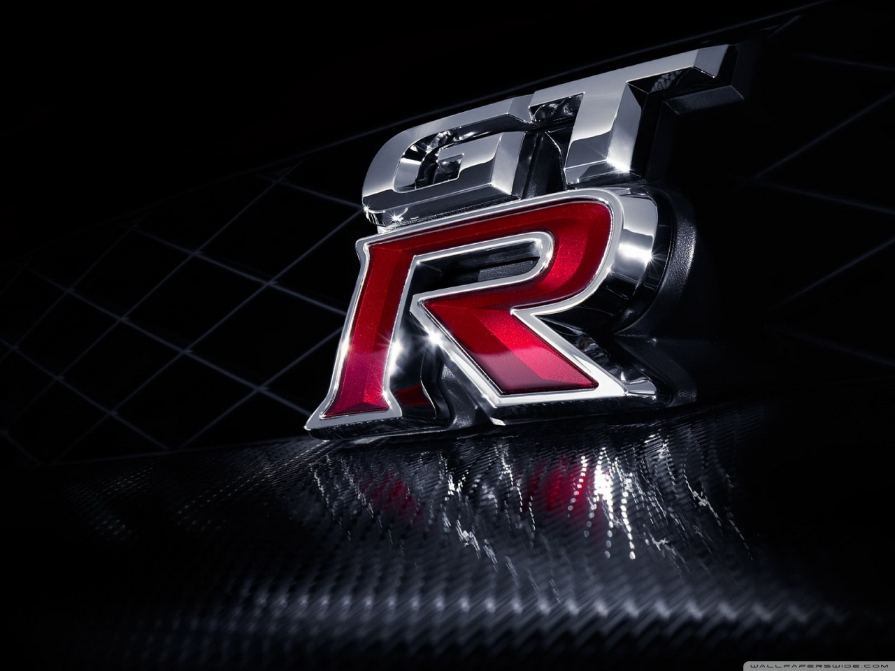 R Name Logo Wallpaper
