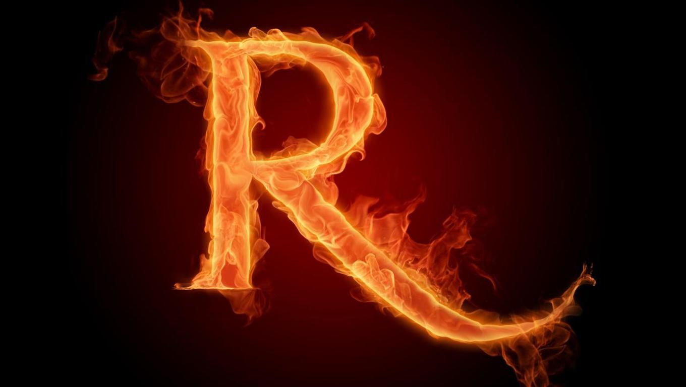 Download R Word Name Wallpaper Gallery