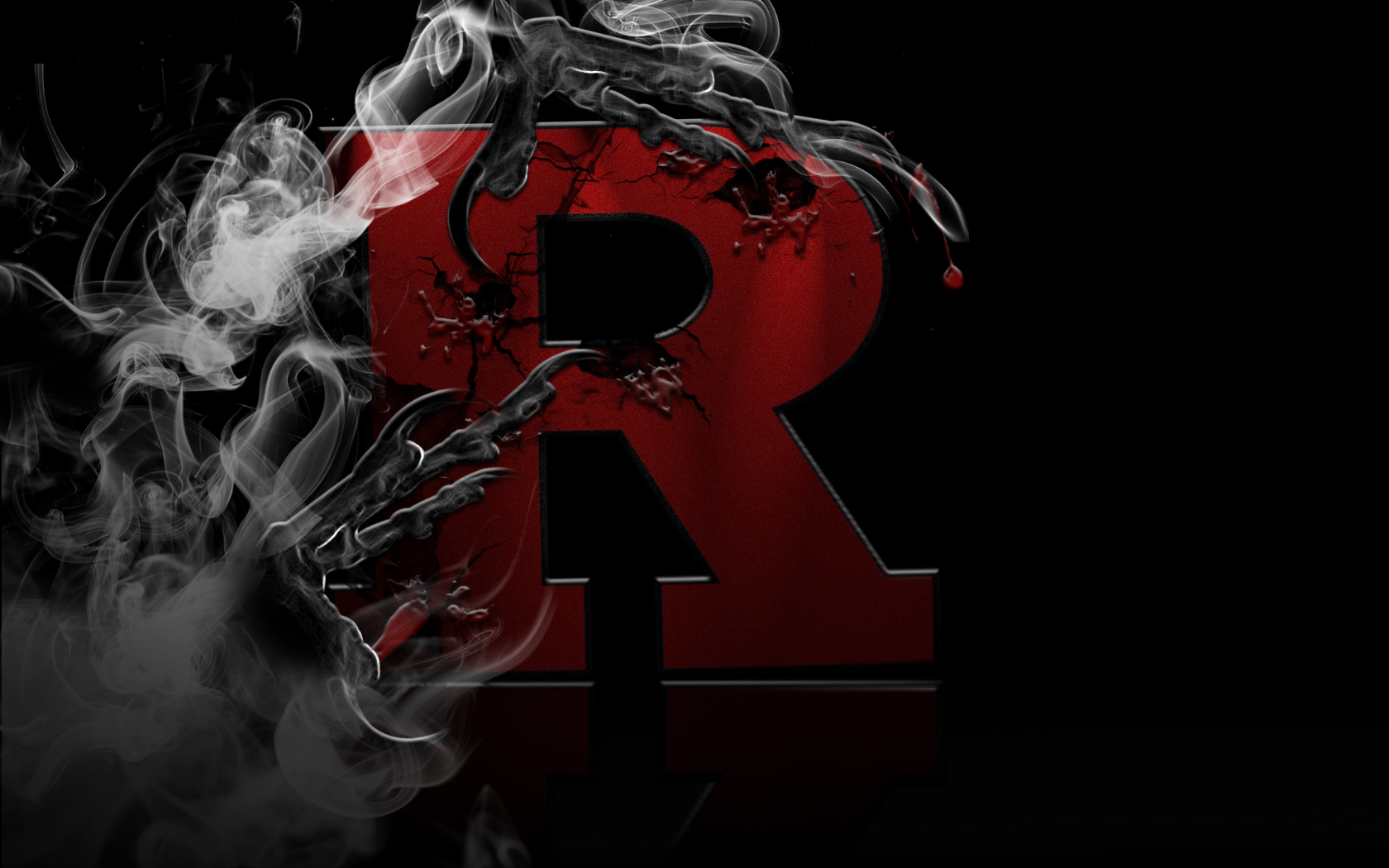 R Word Wallpaper HD