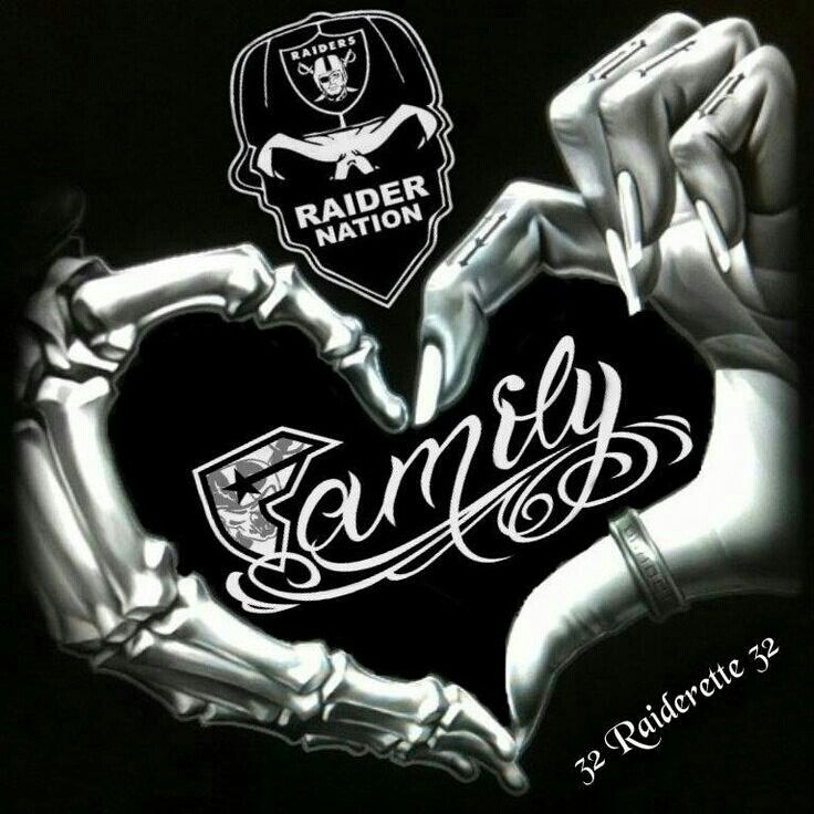 Raiders Nation Wallpaper