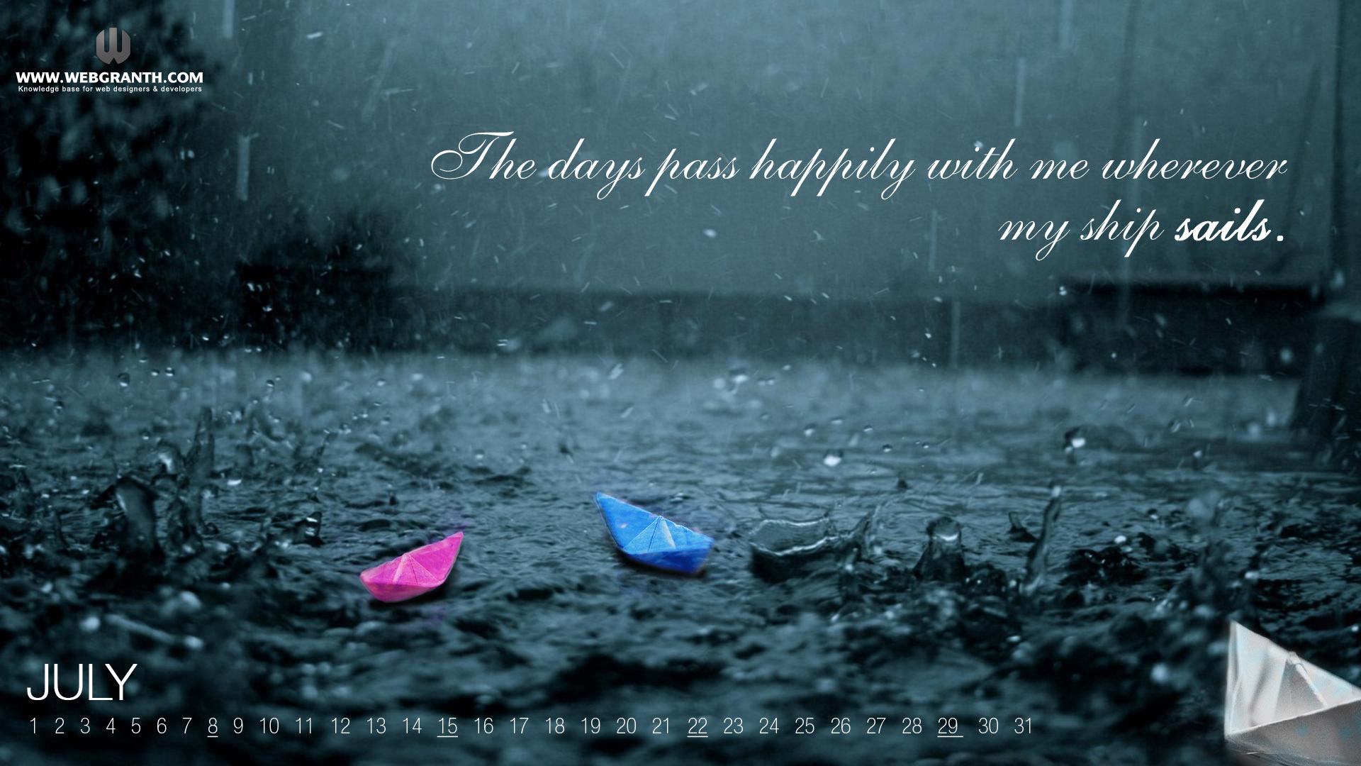 Rain Wallpapers Free Download