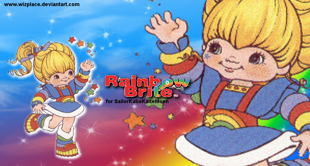 Download rainbow brite wallpapers gallery
