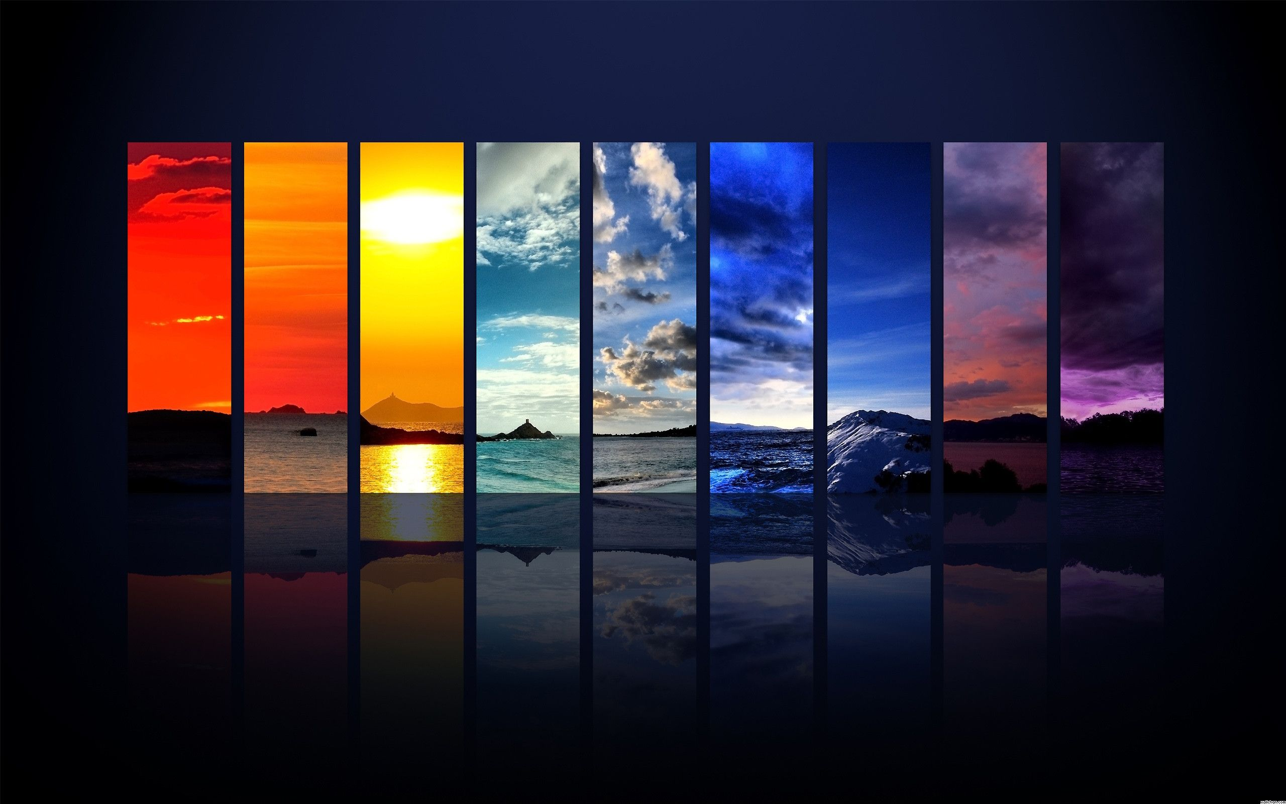Rainbow Color Wallpapers
