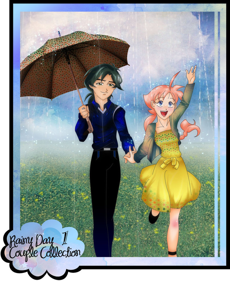Rainy Day Wallpaper: Download Rainy Day Couple Wallpaper Gallery