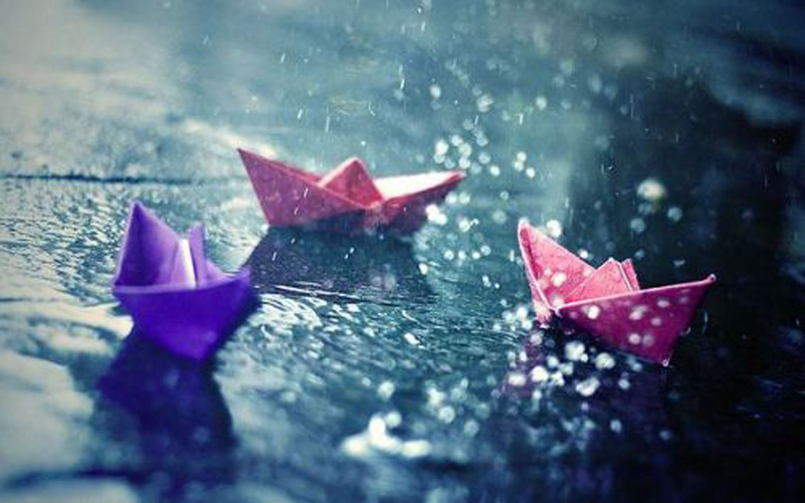 Rainy Season Wallpapers Desktop HD