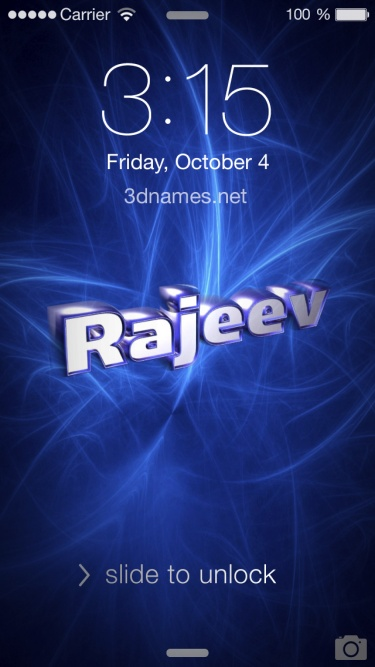 Rajeev Name Wallpaper
