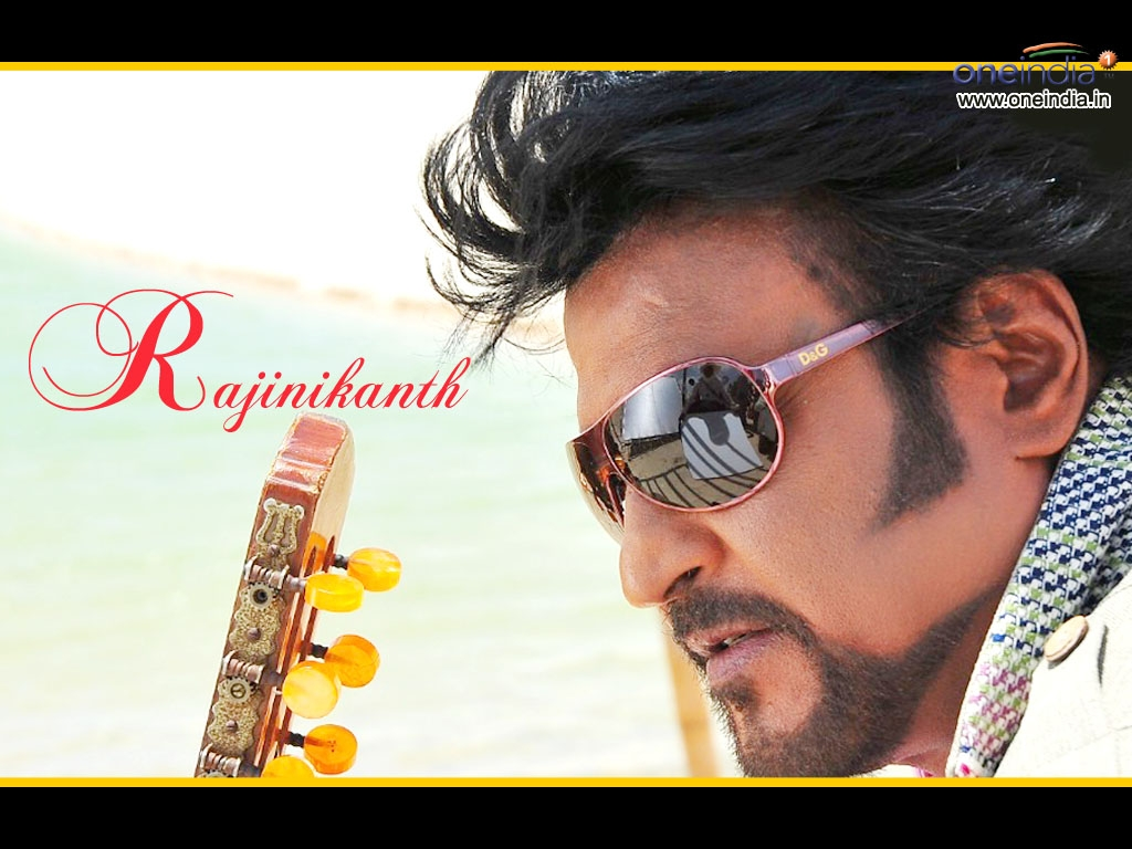 Rajinikanth Images Wallpapers
