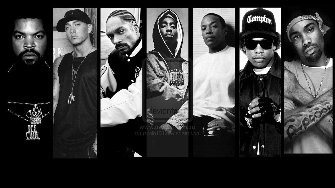 Rappers Wallpapers