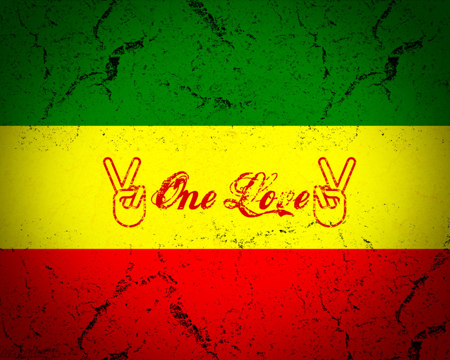 Rasta Love Wallpaper