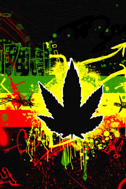 Download rasta weed wallpaper gallery - Rasta bob live wallpaper free download ...
