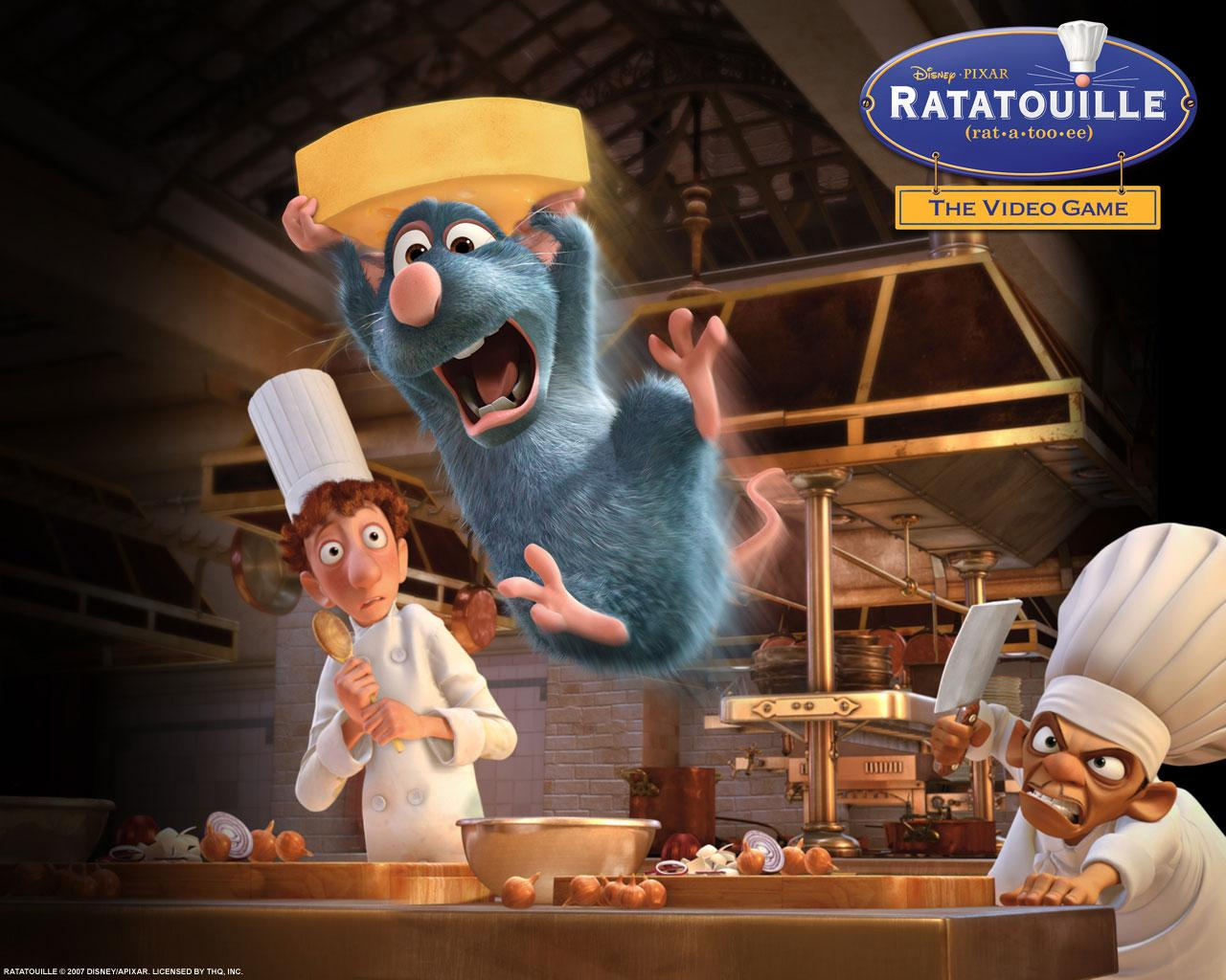 Download Ratatouille Movie Wallpaper Gallery
