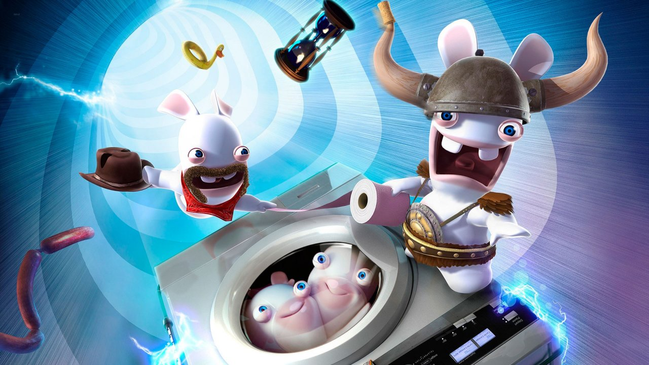 Raving Rabbids Wallpapers