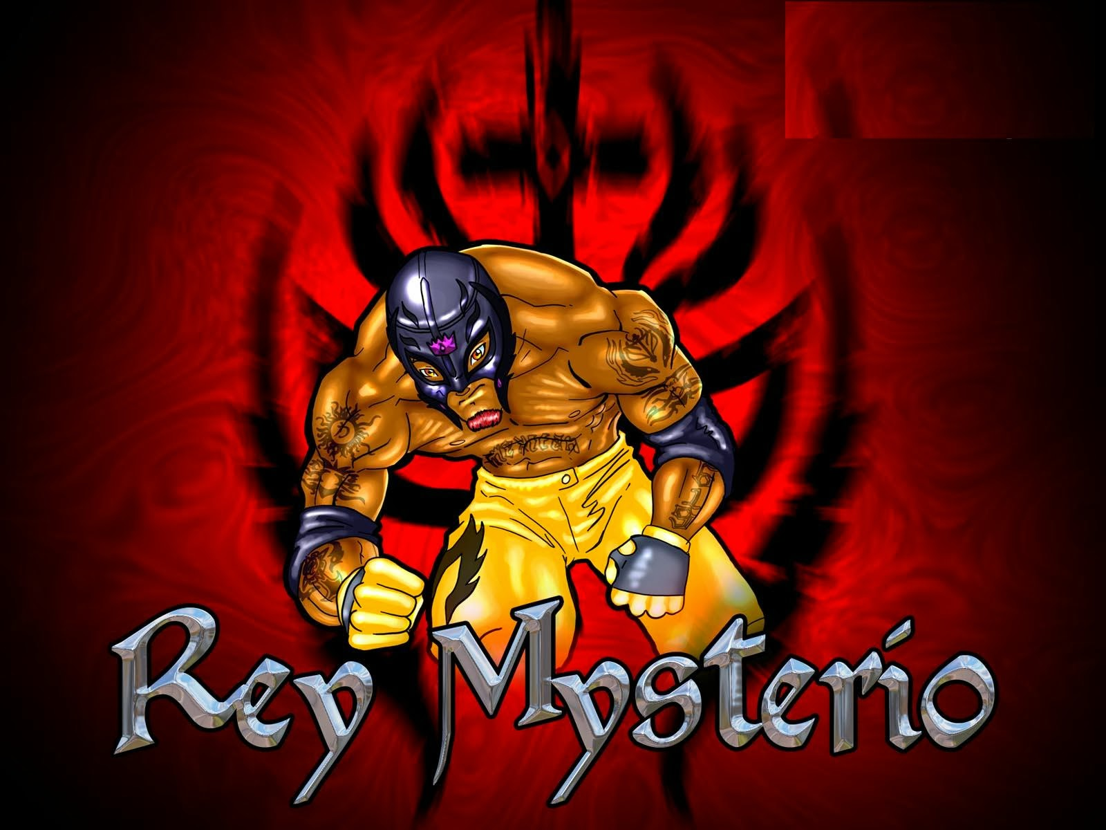 Download Ray Mysterio Wallpaper Gallery