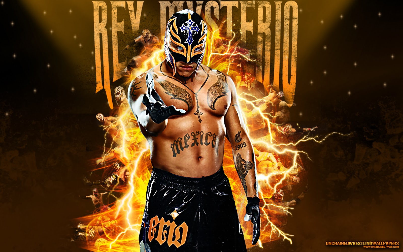 Ray Mysterio Wallpaper