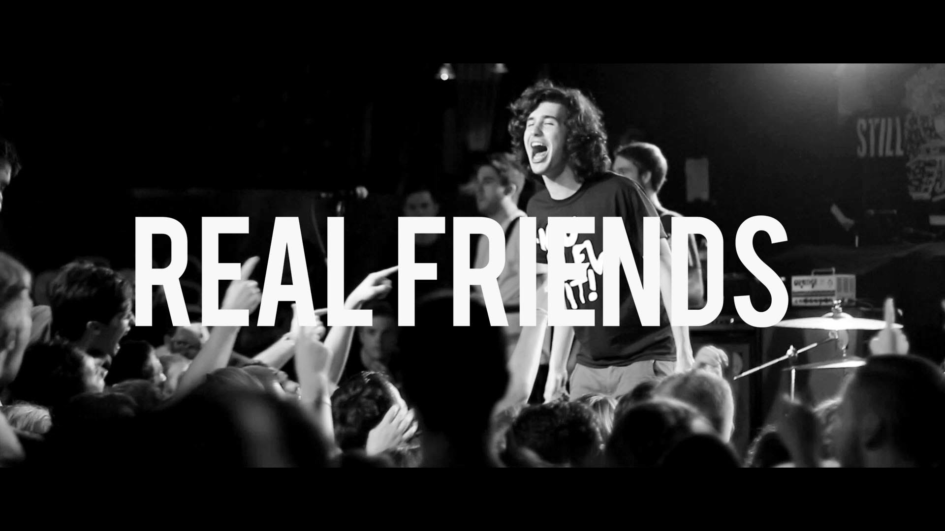 Real Friends Wallpaper