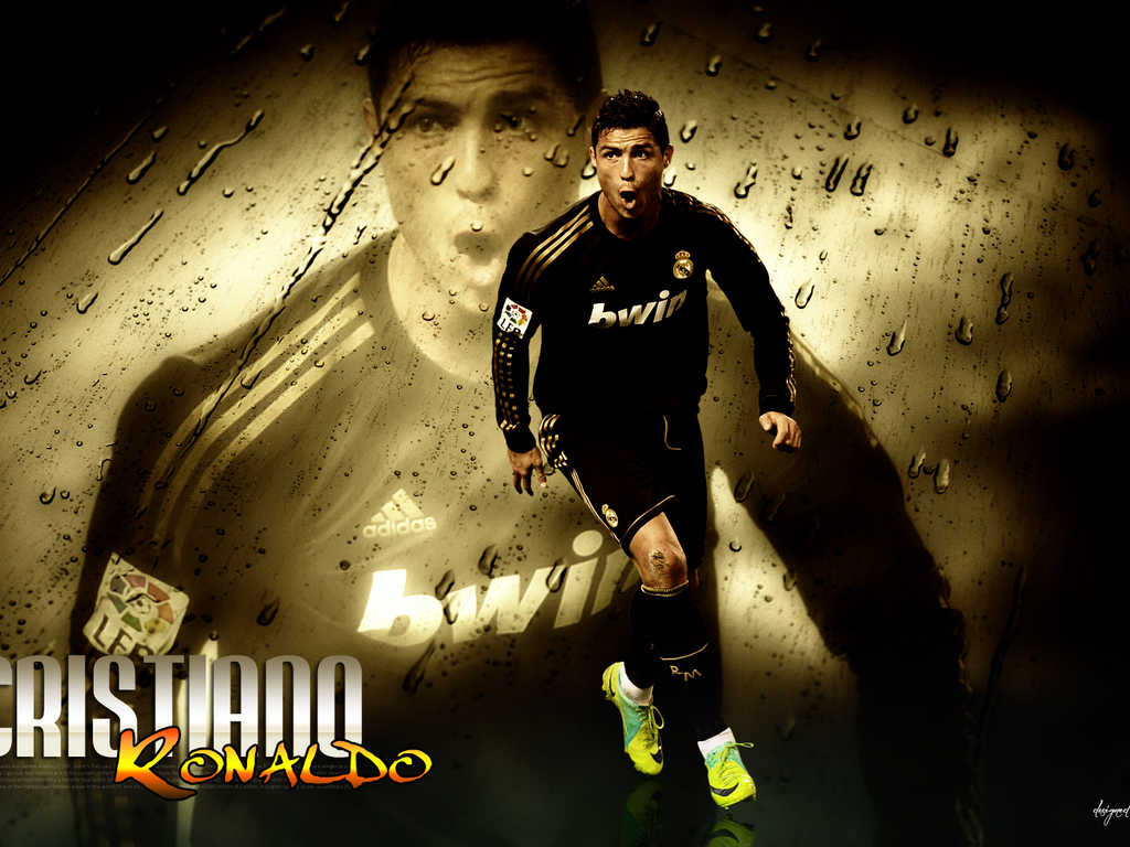 Real Madrid HD Wallpapers 2012