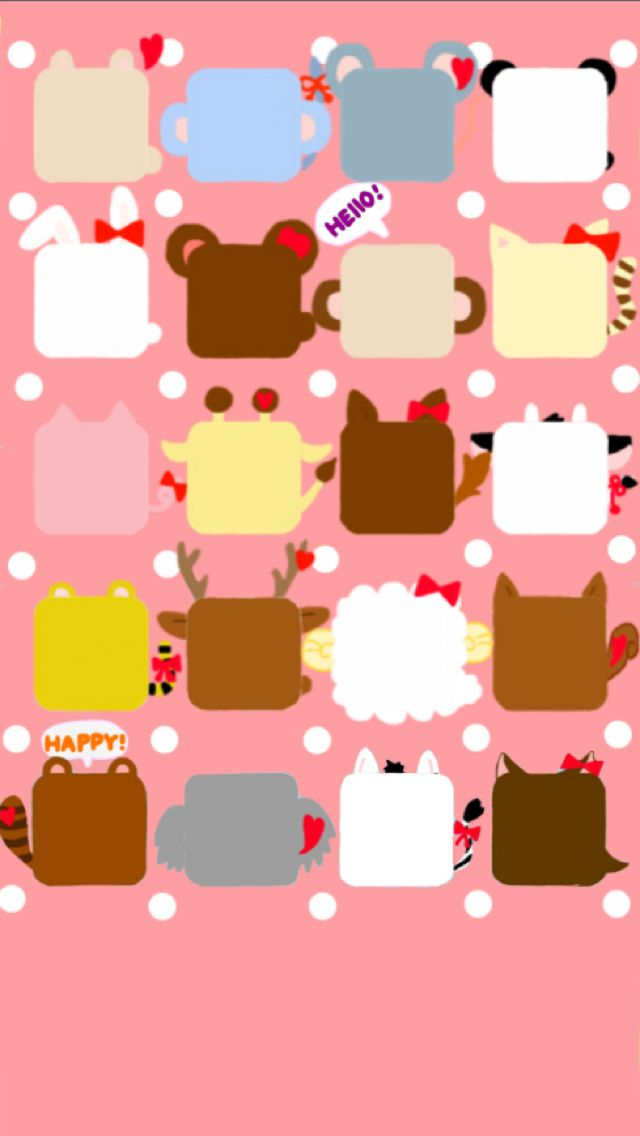 Download Really Cute Iphone Wallpapers Gallery