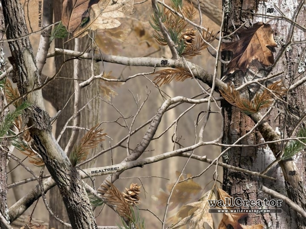 Realtree Camo Wallpaper