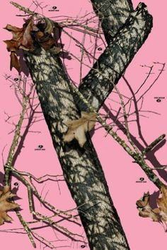Realtree Pink Camo Wallpaper Border
