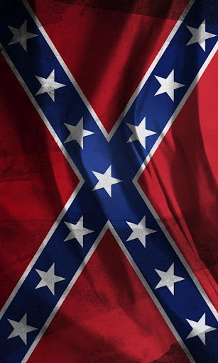 Rebel Flag Wallpaper For Android