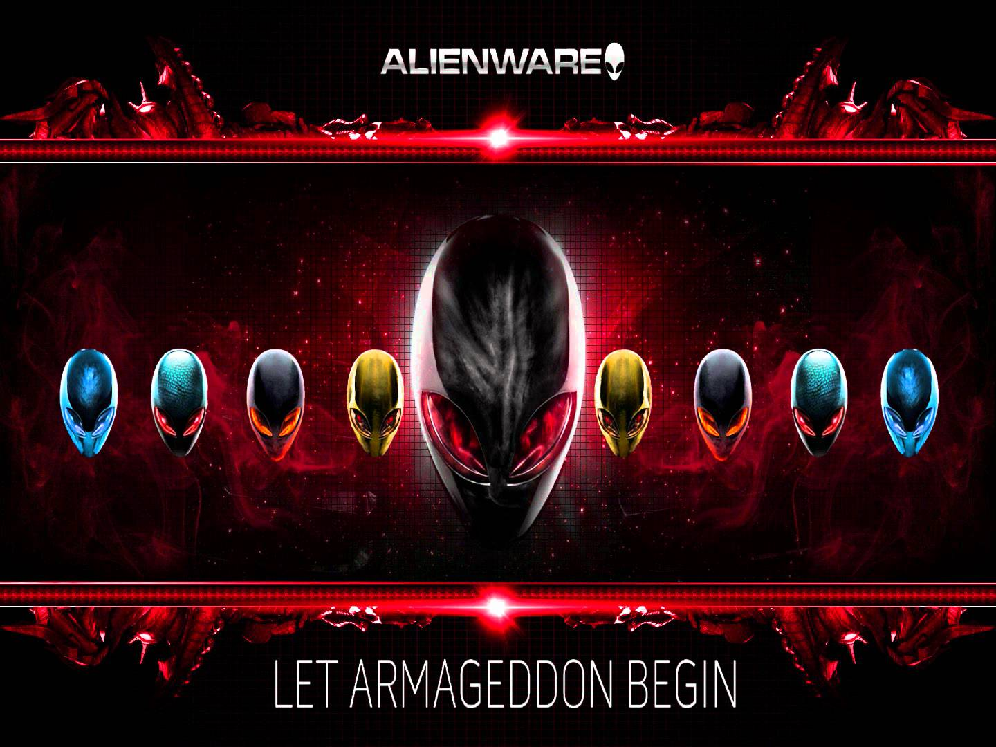 Download Red Alienware Wallpaper Hd Gallery