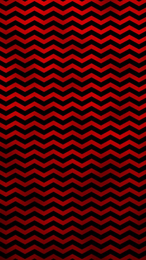 Red And Black Living Room Decorating Ideas: Download Red And Black Chevron Wallpaper Gallery