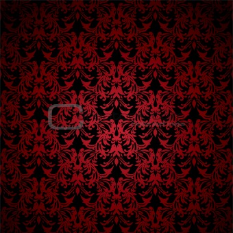 download red and black damask wallpaper gallery