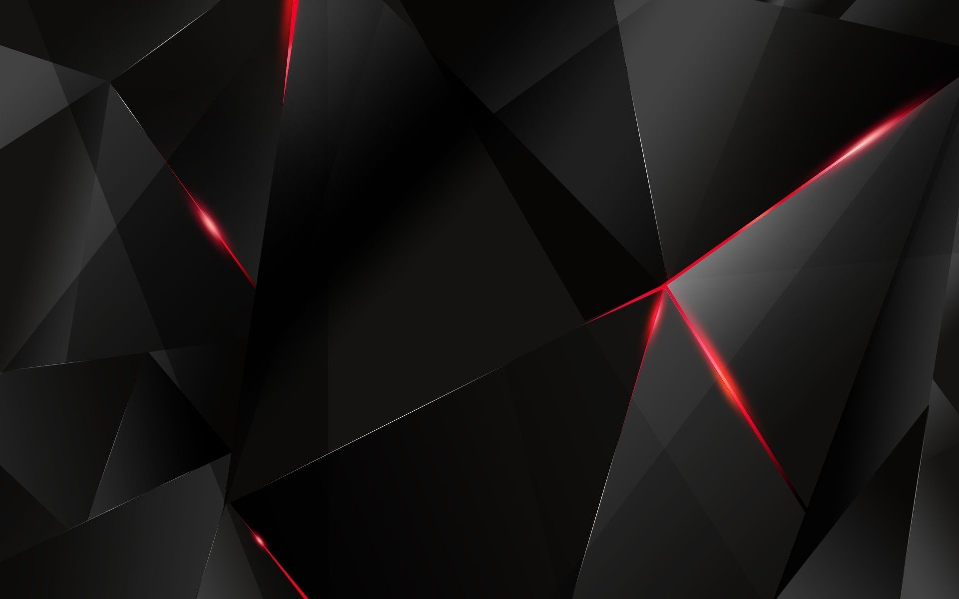 Red And Black Wallpaper HD