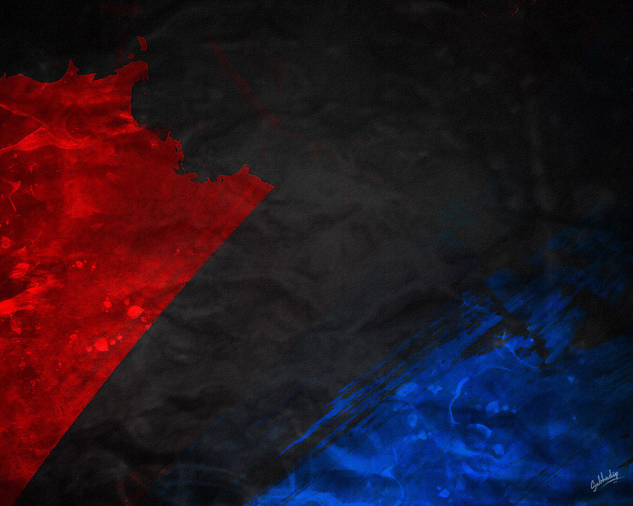 Red And Blue Wallpapers