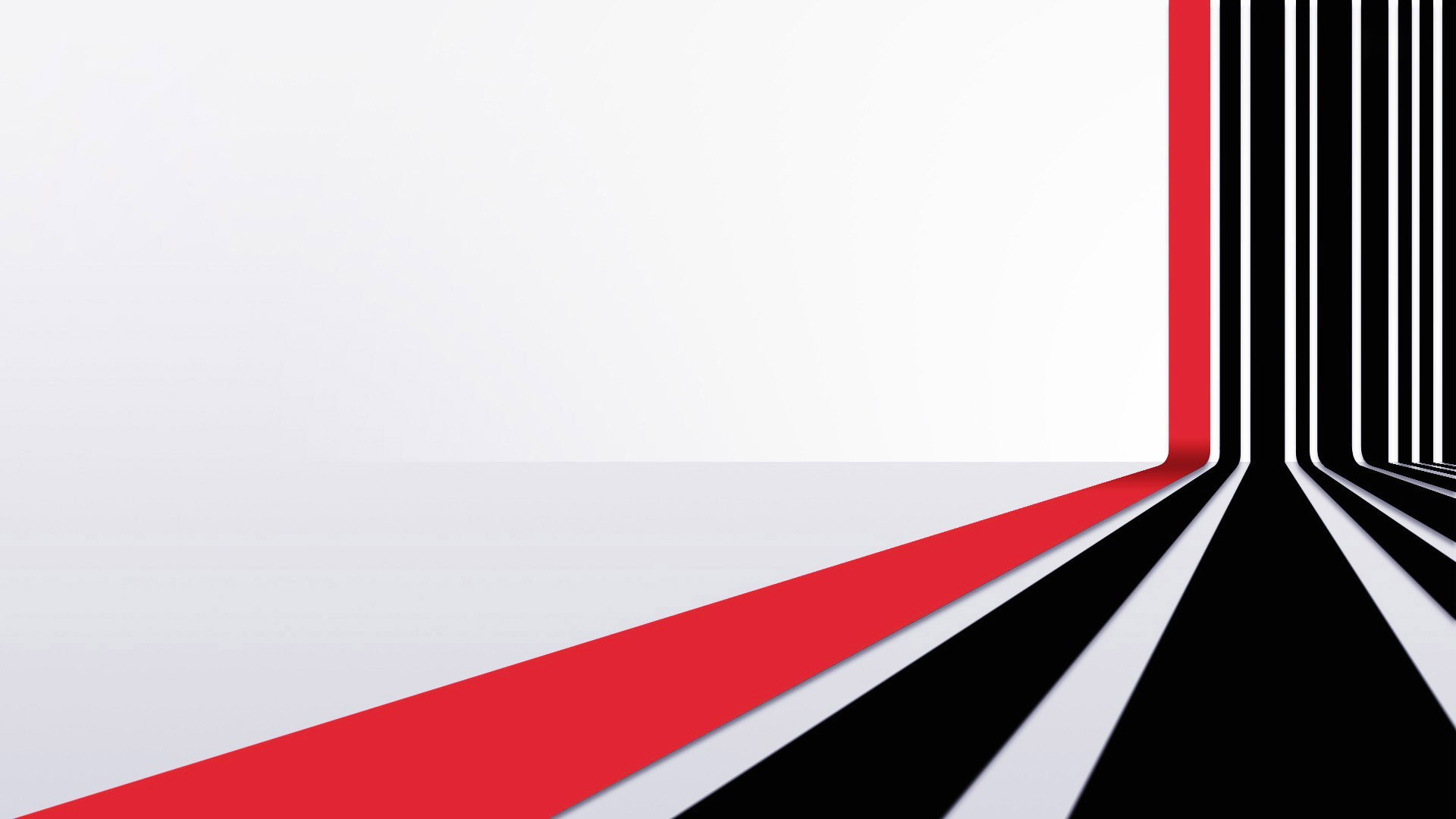 Red And White HD Wallpaper
