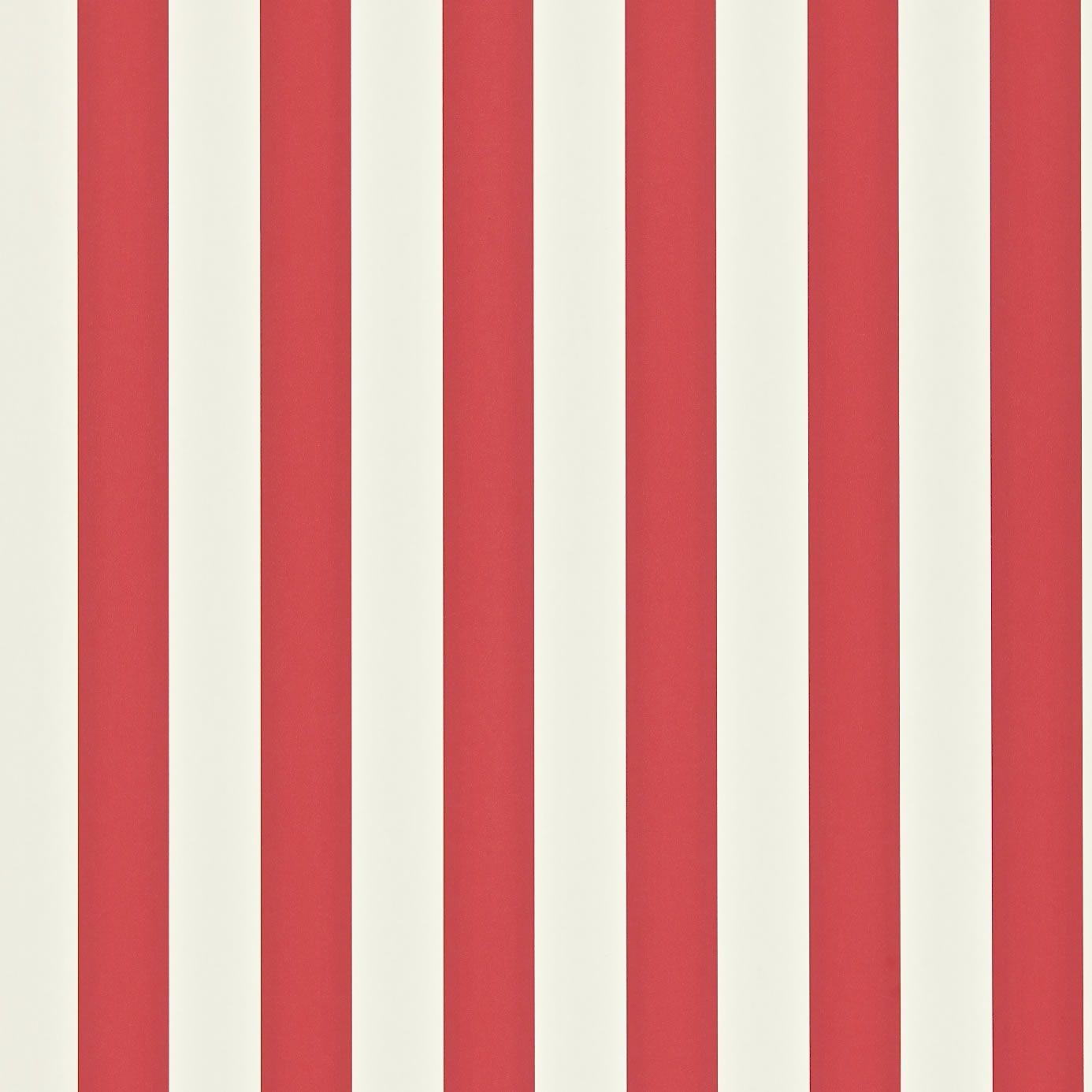 Red And White Stripes Wallpaper