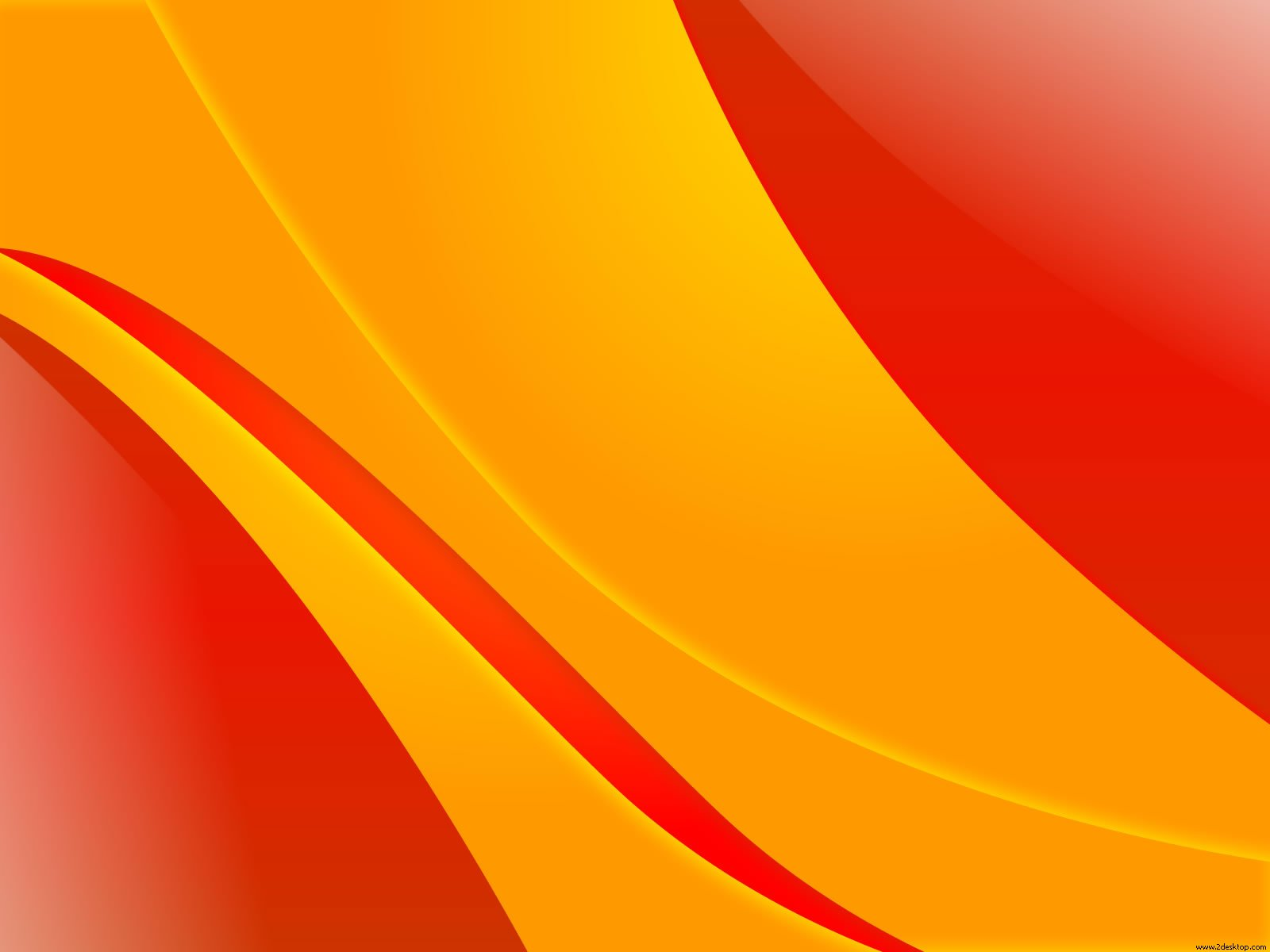 Red And Yellow Wallpaper