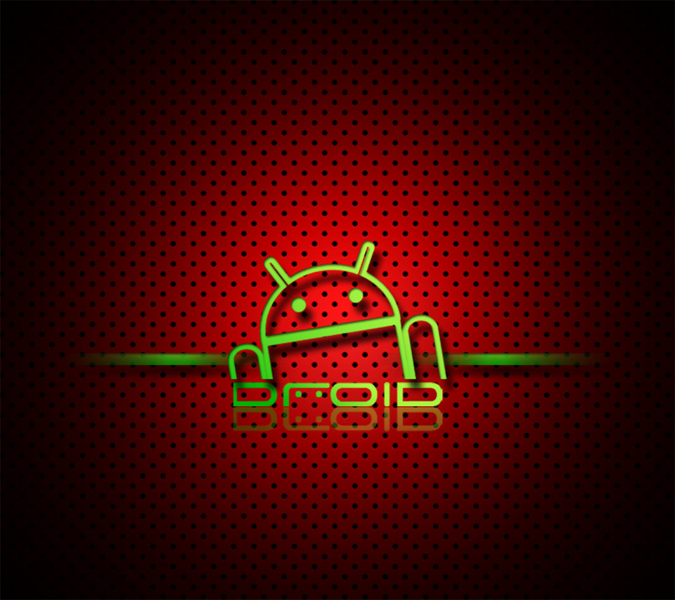 Red Android Wallpaper