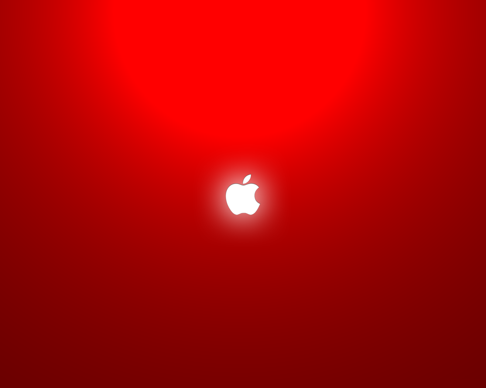 Red Apple Wallpaper