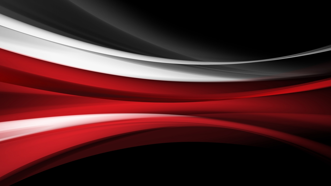 Red Black Silver Wallpaper
