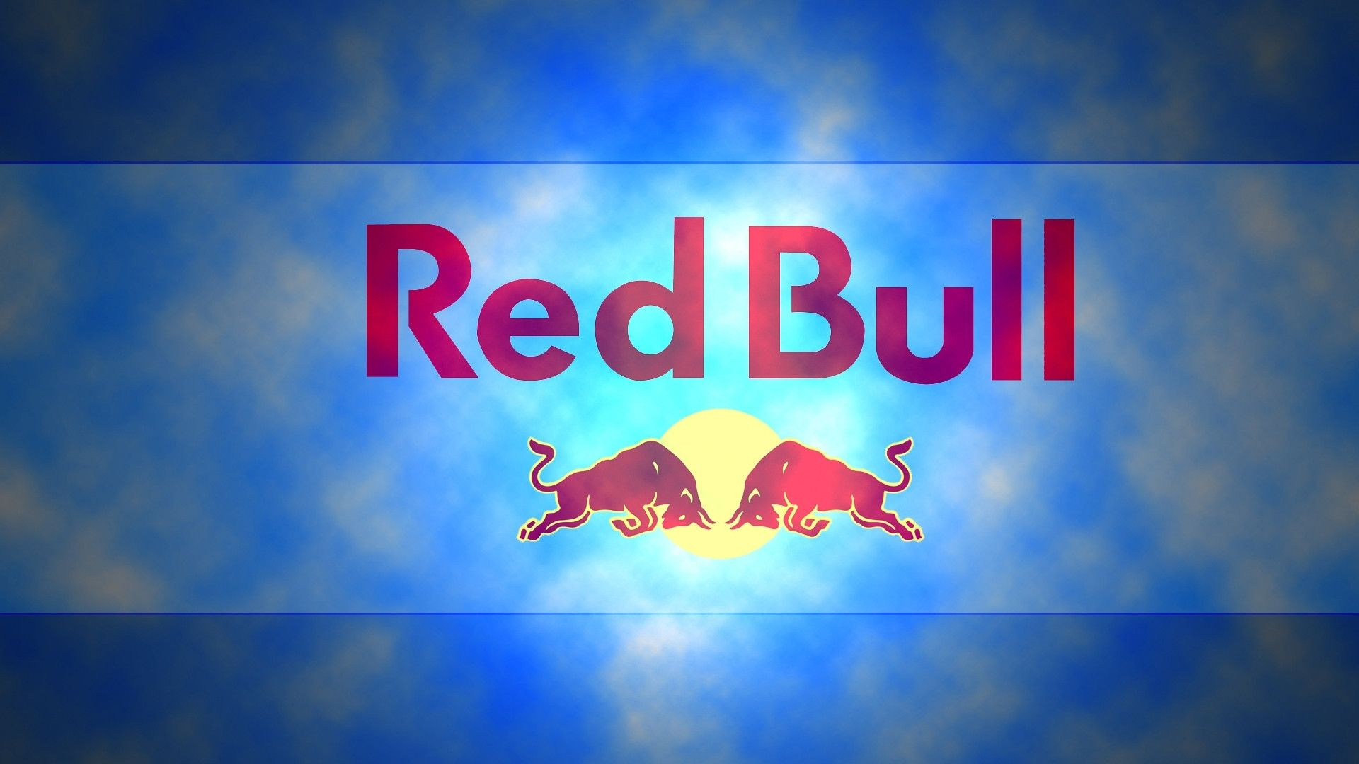 red bull background