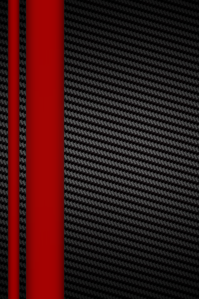 Download red carbon fiber wallpaper gallery - Iphone carbon wallpaper ...