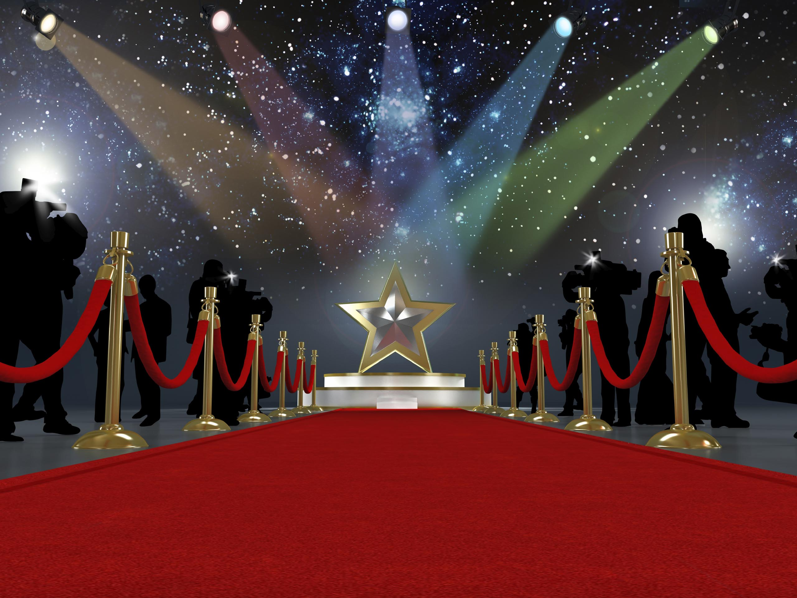 Red Carpet Wallpaper