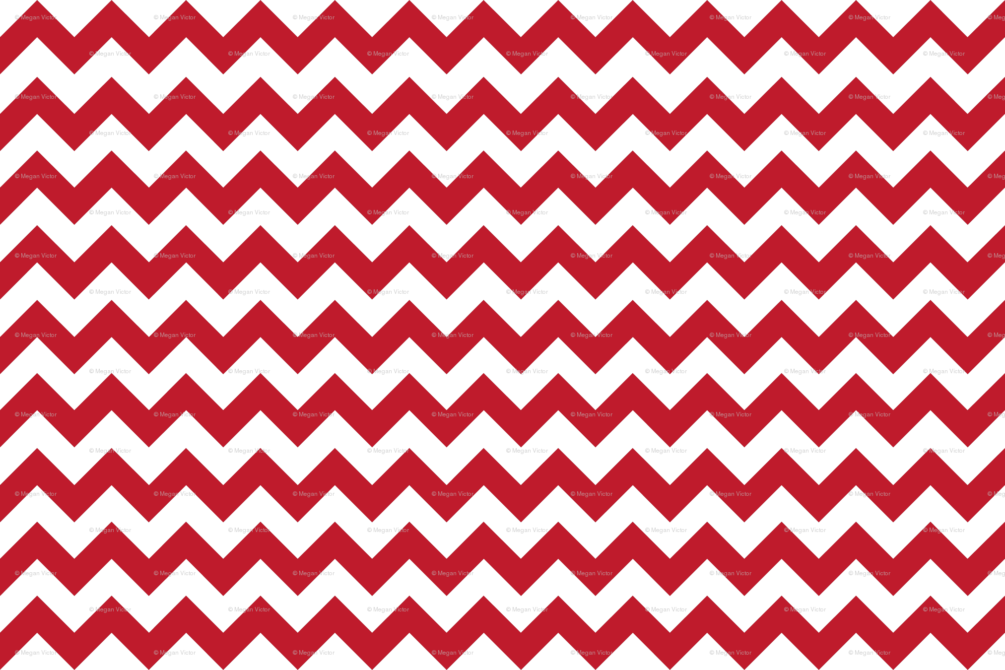 Red Chevron Wallpaper