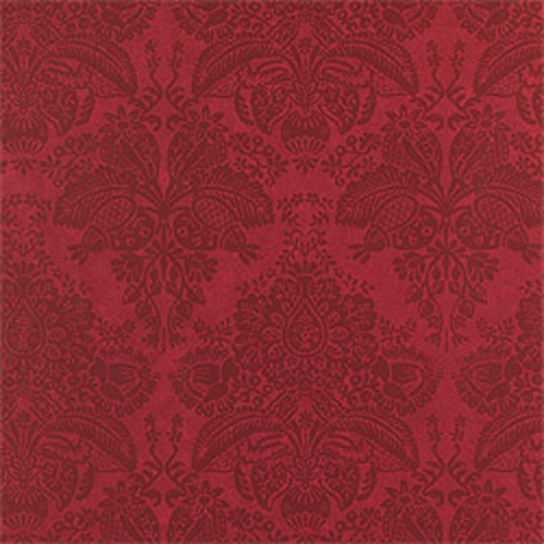 Red Damask Wallpaper Uk
