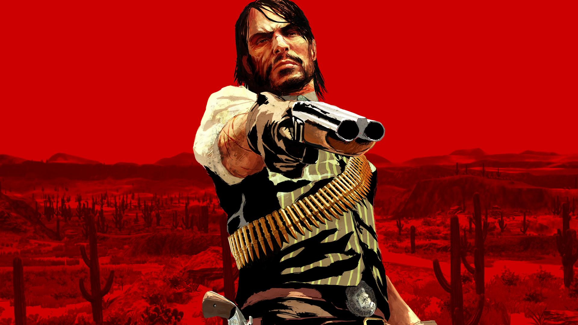 Red Dead Redemption HD Wallpaper