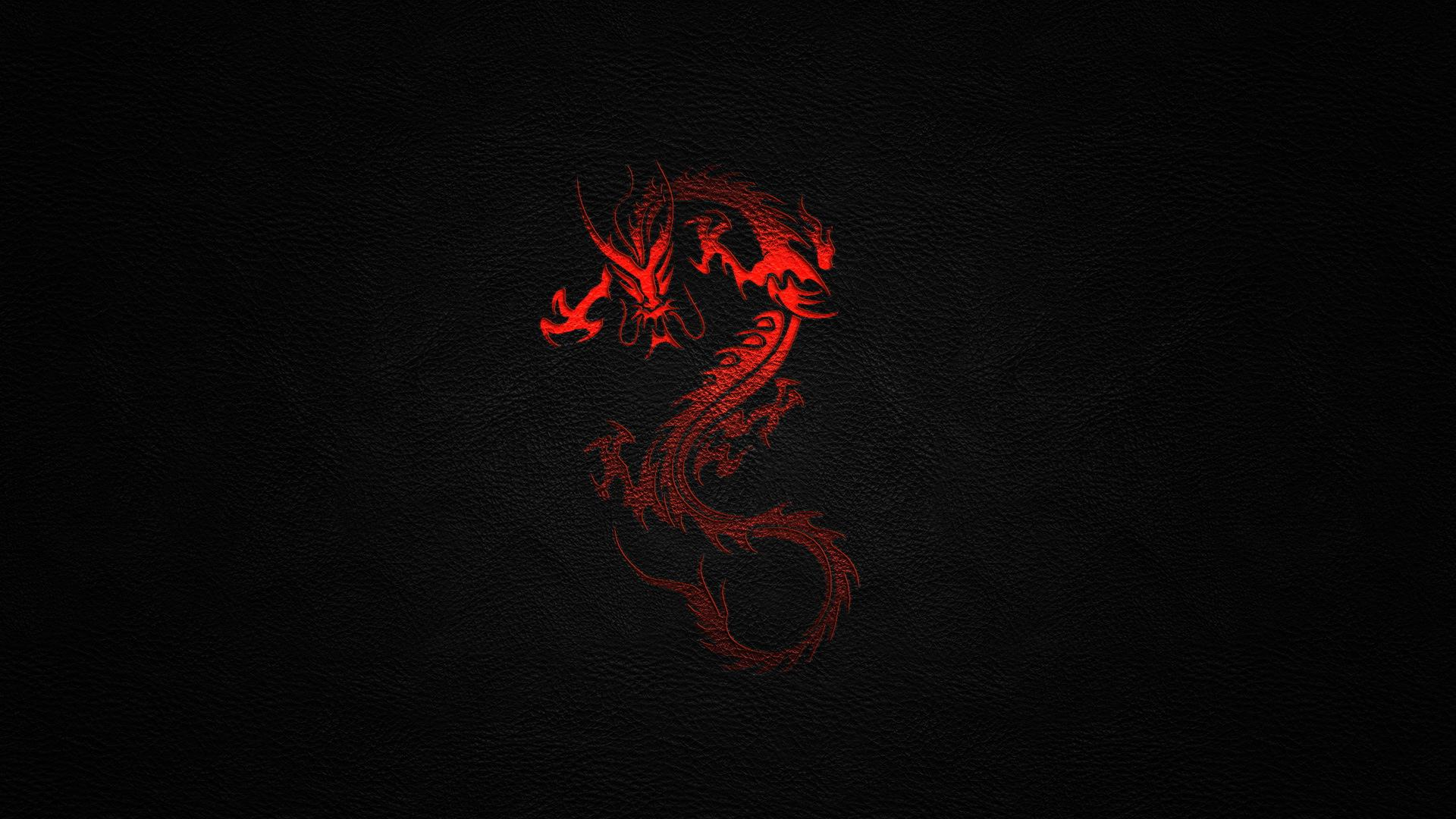 Red Dragon HD Wallpaper