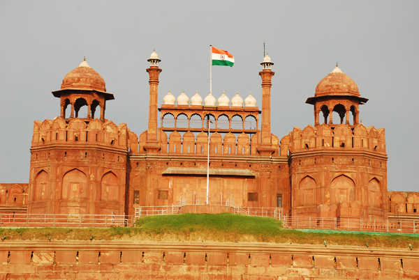 Red Fort HD Wallpaper