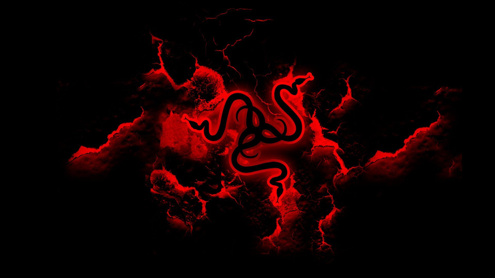 Red Gaming Wallpaper