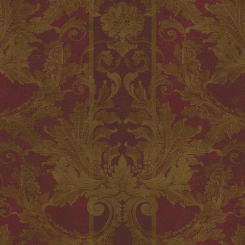 Red Gold Wallpaper Designs